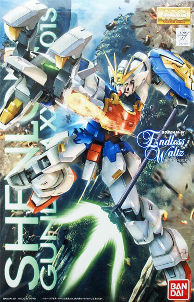 Bandai MG 670892 Gundam Shenlong Gundam Endless Waltz 1/100 Scale Kit