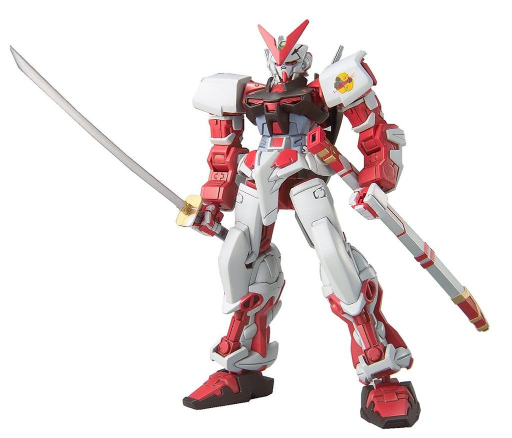 Bandai 227157 HG Gundam Seed Gundam Astray Red Frame 1/144 scale Kit
