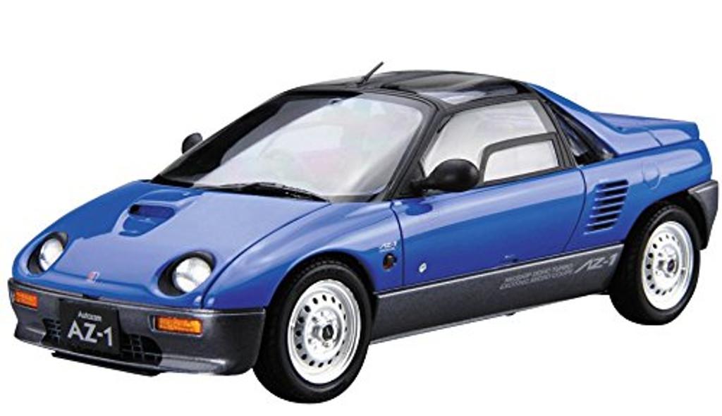 Aoshima 53386 The Model Car 38 Mazda PG6SA AZ-1 1992 1/24 scale kit