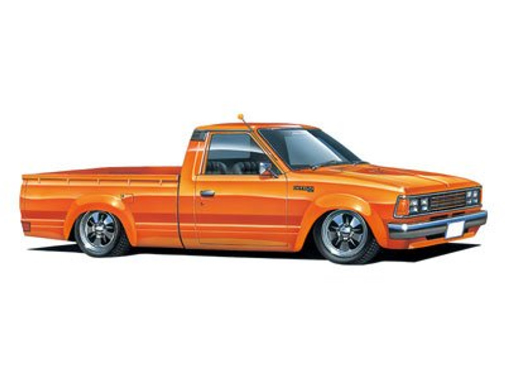 Aoshima 53355 Datsun Truck Custom 1982 (Nissan) 1/24 scale kit