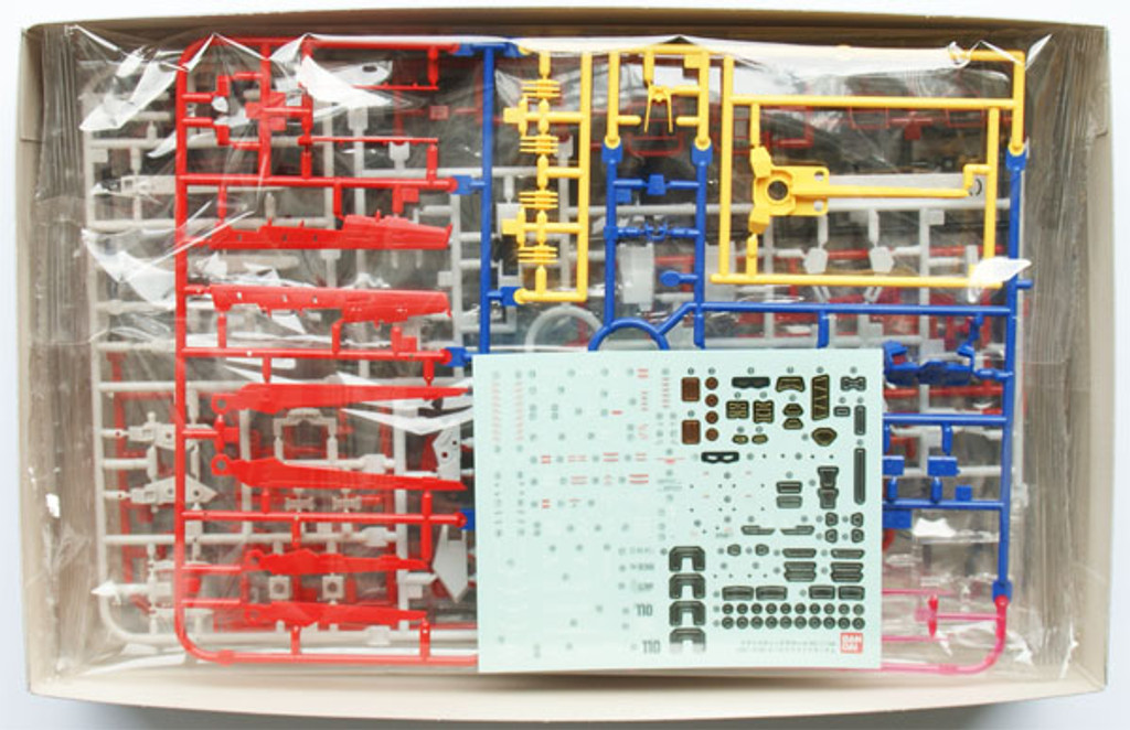 Bandai RG 03 AILE STRIKE Gundam GAT-X105 1/144 Scale Kit