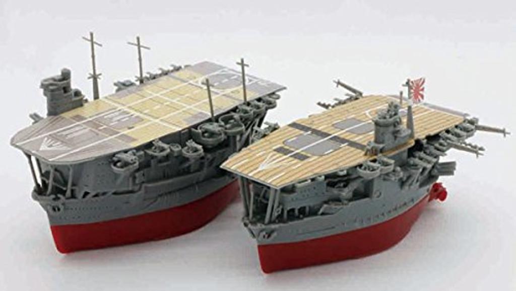 Fujimi TKSP15 Chibi-maru Kantai Fleet Attack on Pearl Harbor Akagi Kaga Set
