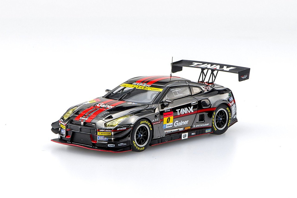 Ebbro 45402 GAINER TANAX GT-R SUPER GT GT300 2016 No.0 1/43 scale