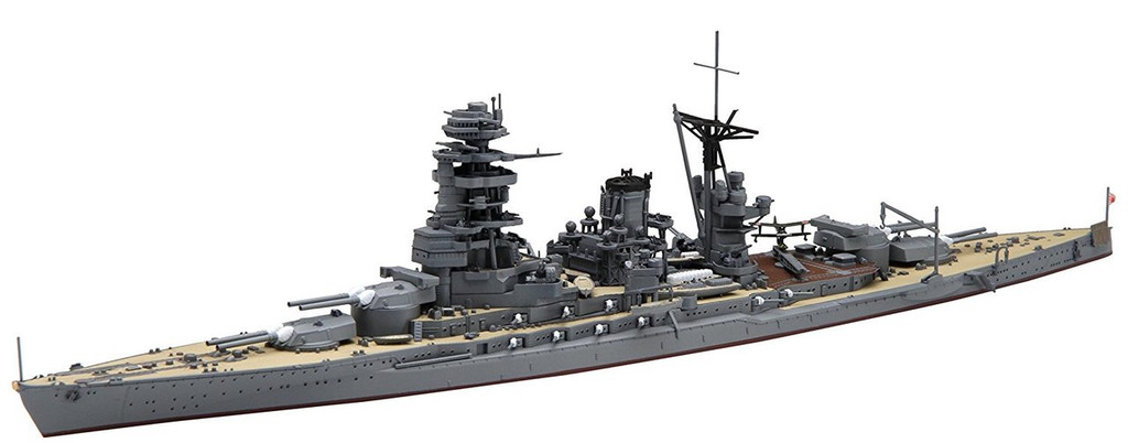 Fujimi TOKU SP56 IJN Battleship Nagato (Beginning) Perfect 1/700 scale kit