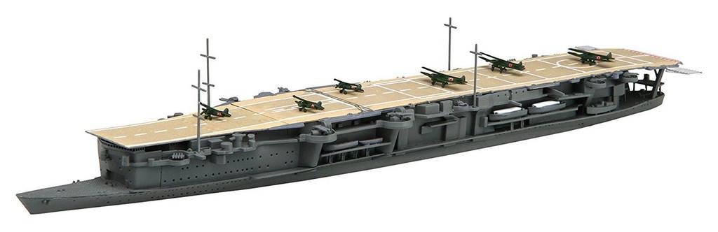 Fujimi TOKU SP57 IJN Aircraft Carrier Ryujo 1st Renovation DX 1/700 scale kit