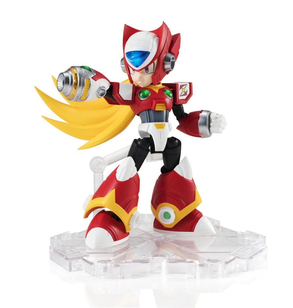 Bandai NXEDGE Style Mega Man Unit Zero (Rockman) Action Figure