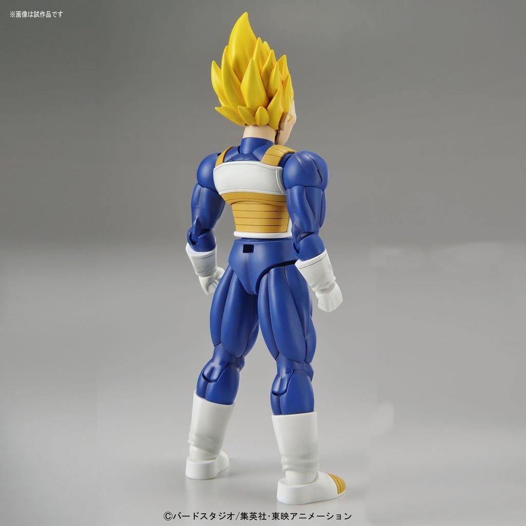 Bandai Figure-Rise Standard 176169 SUPER SAIYAN VEGETA Plastic Model Kit