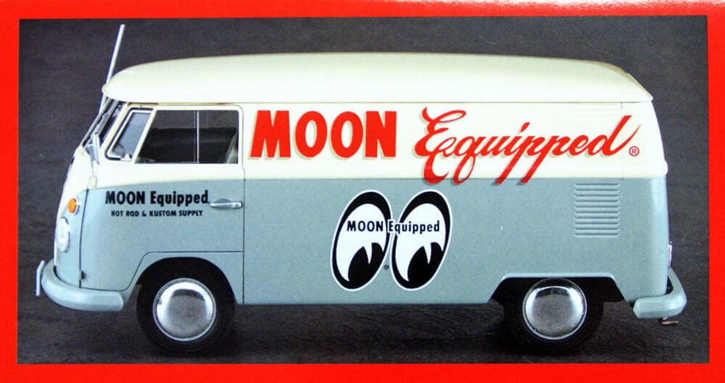 Hasegawa 20249 Volkswagen Type 2 Delivery Van Moon Equipped 1/24 scale kit