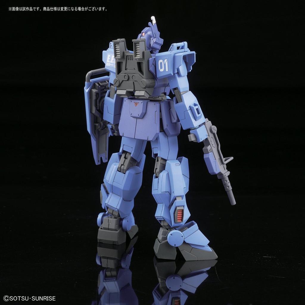 "Bandai HGUC 207 Gundam RX-79BD-1 BLUE DESTINY UNIT 1 ""EXAM"" 1/144 scale kit"
