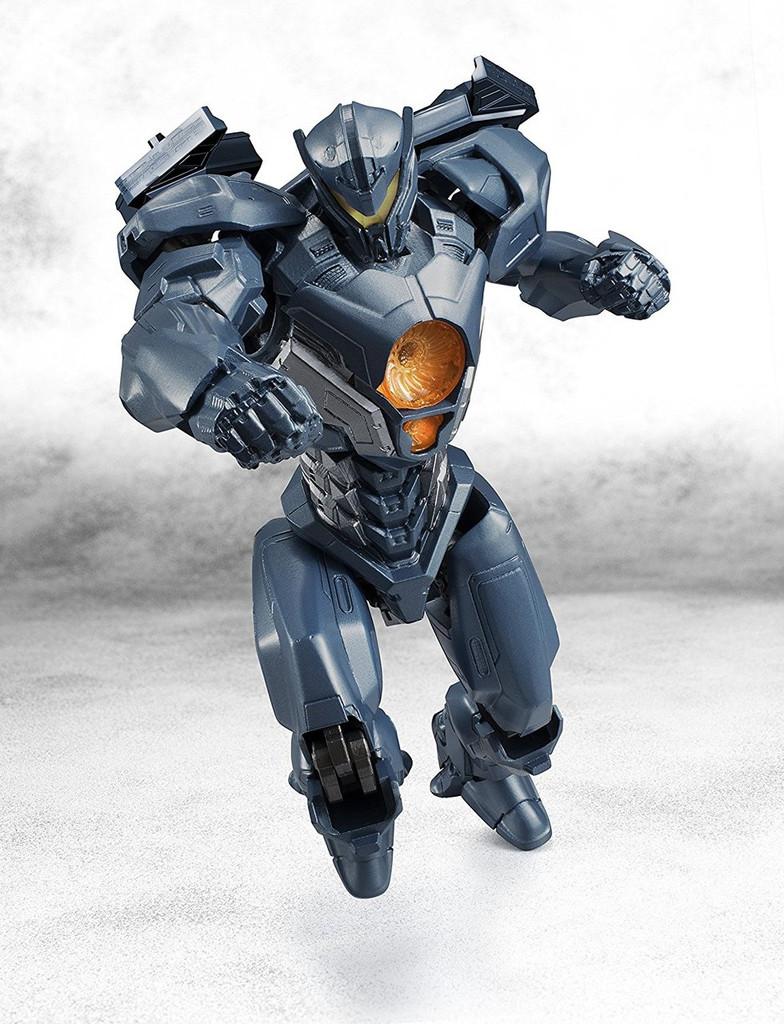 Bandai Robot Tamashii SIDE JAEGER Pacific Rim Uprising Gipsy Avenger Figure