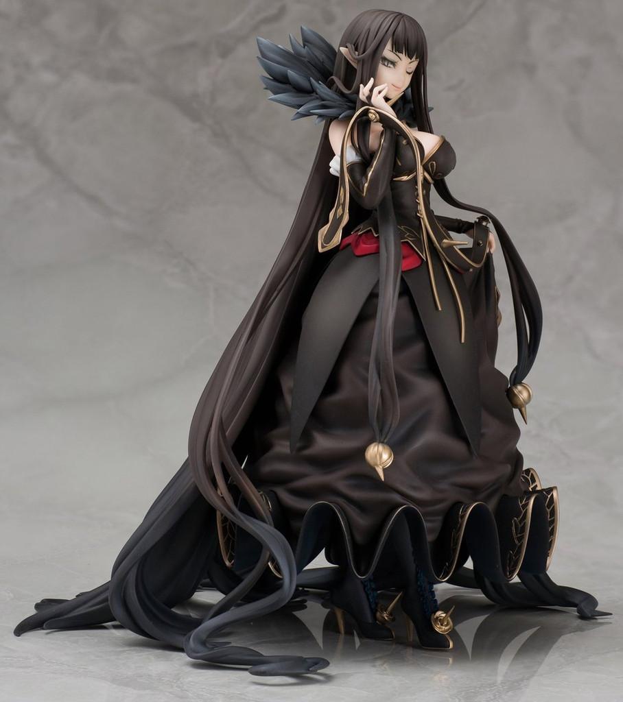 "Aoshima Funny Knights 98875 Fate / Apocrypha Assassin of ""Red"" Semiramis 1/8 scale figure"