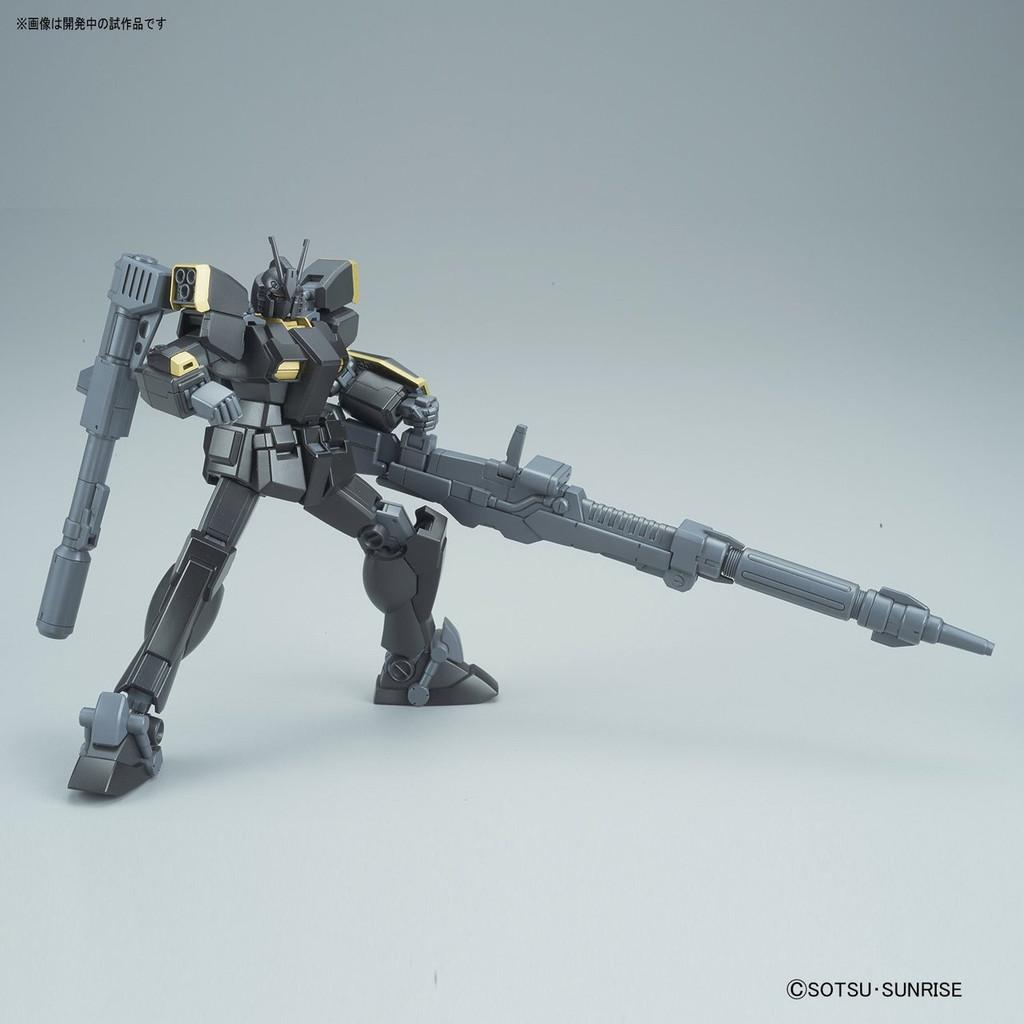 Bandai HG Build Fighters 061 GUNDAM LIGHTNING BLACK WARRIOR 1/144 scale kit