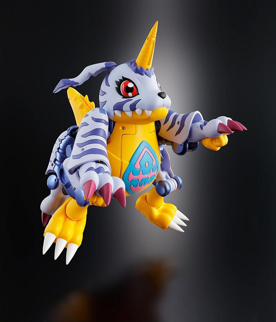 Bandai 191933 Digimon Adventure MetalGarurumon Digivolving Spirits 02 Figure