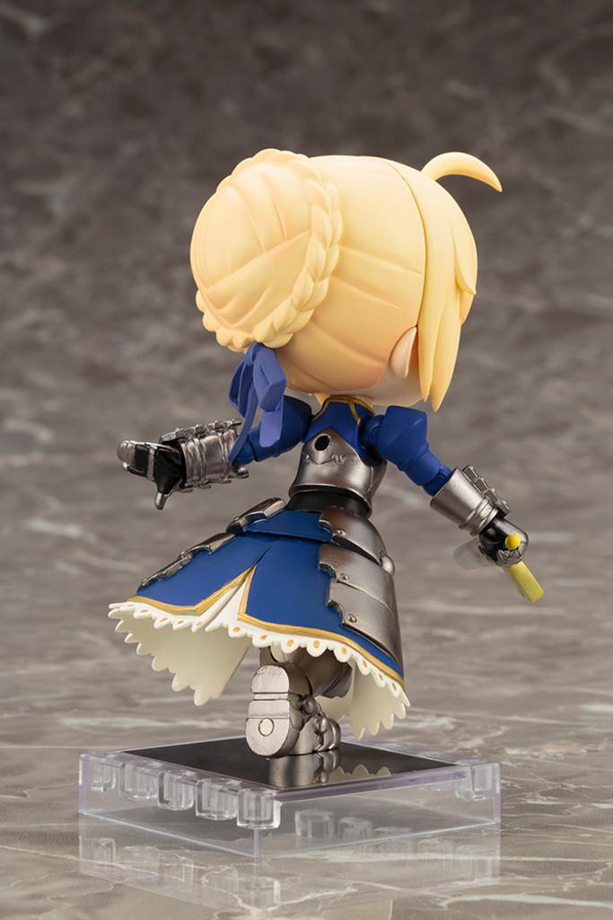 Kotobukiya AD062 Cu-poche Saber / Altria Pendragon (Fate/Grand Order)