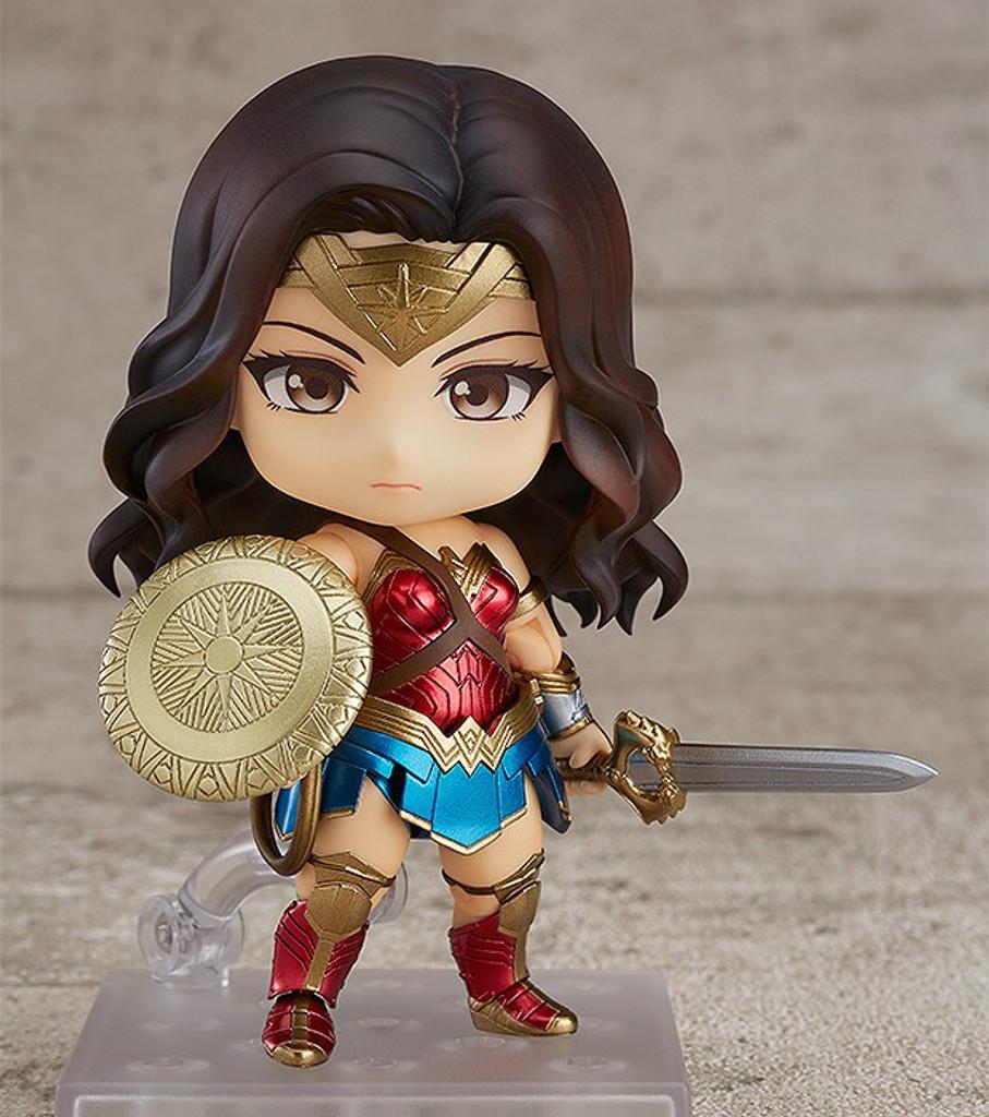 Good Smile Nendoroid 818 Wonder Woman: Hero's Edition