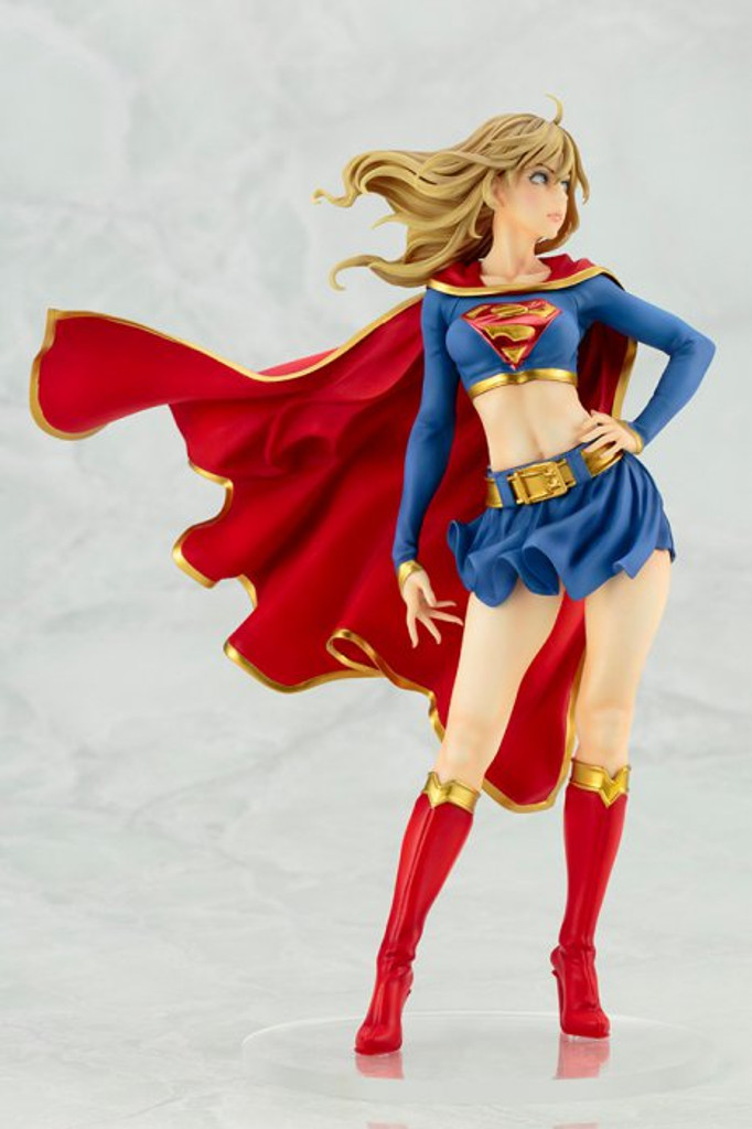 Kotobukiya DC029 DC Comics Bishoujo Supergirl Returns 1/7 Scale Figure