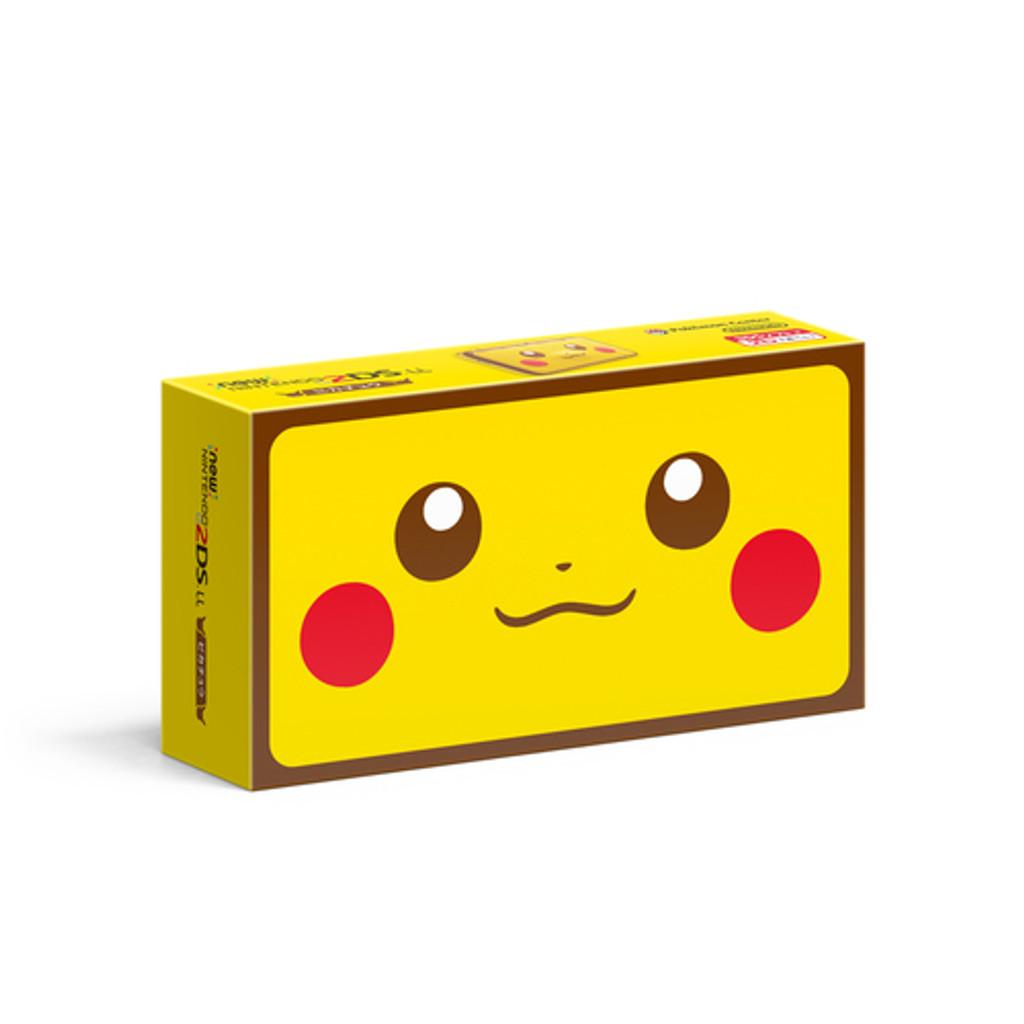 Pokemon center original new nintendo 2ds ll pik plazajapan for Housse 2ds xl pokemon