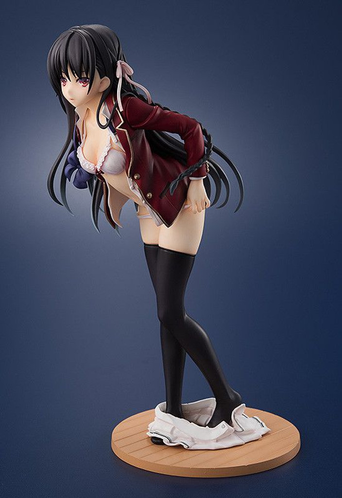 Kadokawa Suzune Horikita: Changing Clothes ver. 1/7 Scale Figure (Classroom of the Elite)