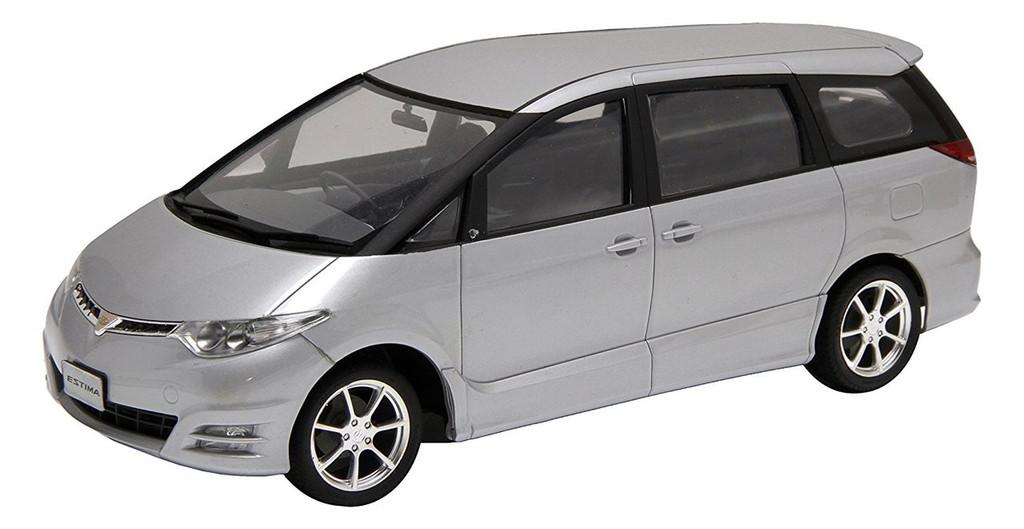 Fujimi ID-08 Toyota Estima G/X /Aeras G Package 1/24 scale kit