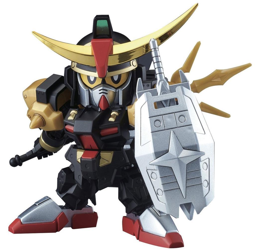 Bandai SD BB 404 Gundam MUSHA GUNDAM MK-III Plastic Model Kit