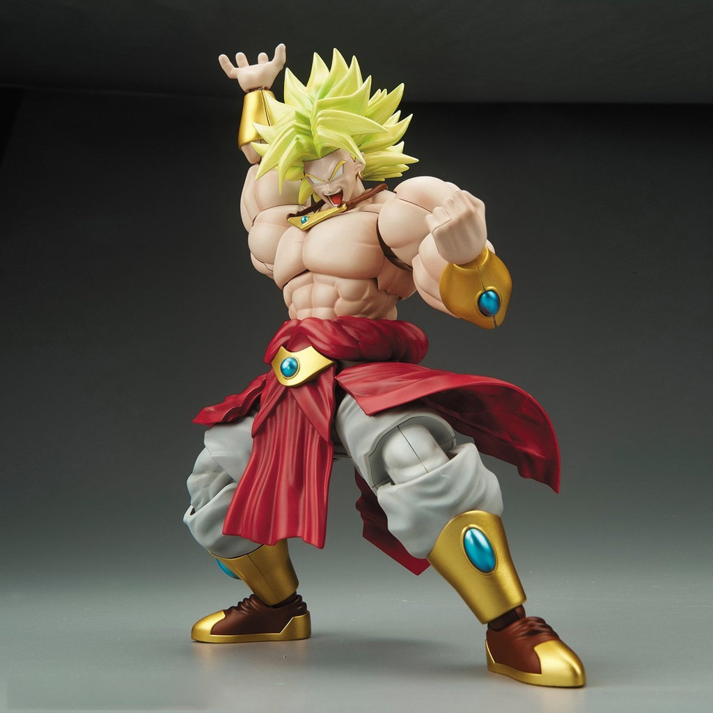 Bandai Figure-Rise Standard Dragon Ball Legendary Super Saiyan Broly Plastic Model Kit 244769