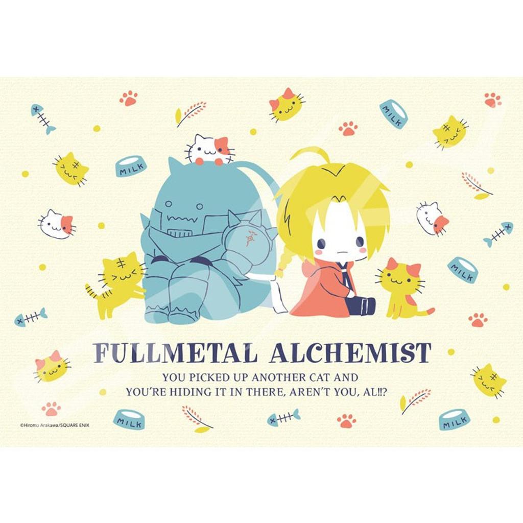 Ensky Jigsaw Puzzle 108-709 Sanrio x Fullmetal Alchemist Edward & Alphonse (108 Pieces)