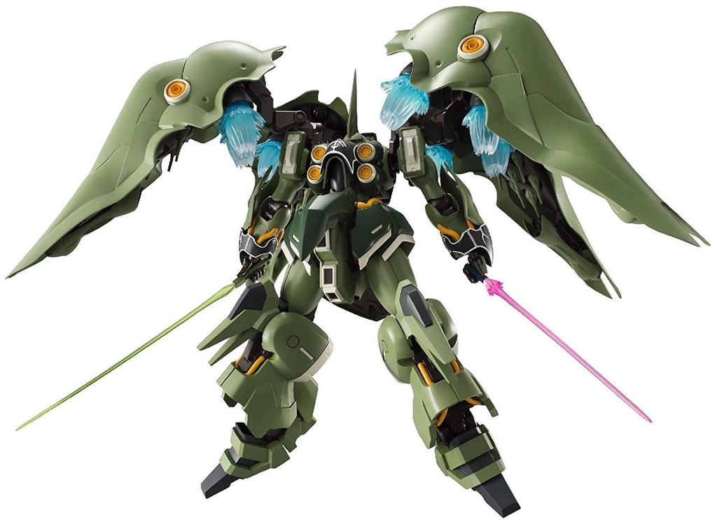 Bandai 844422 Robot Tamashii Gundam Unicorn NZ-666 Kshatriya Figure