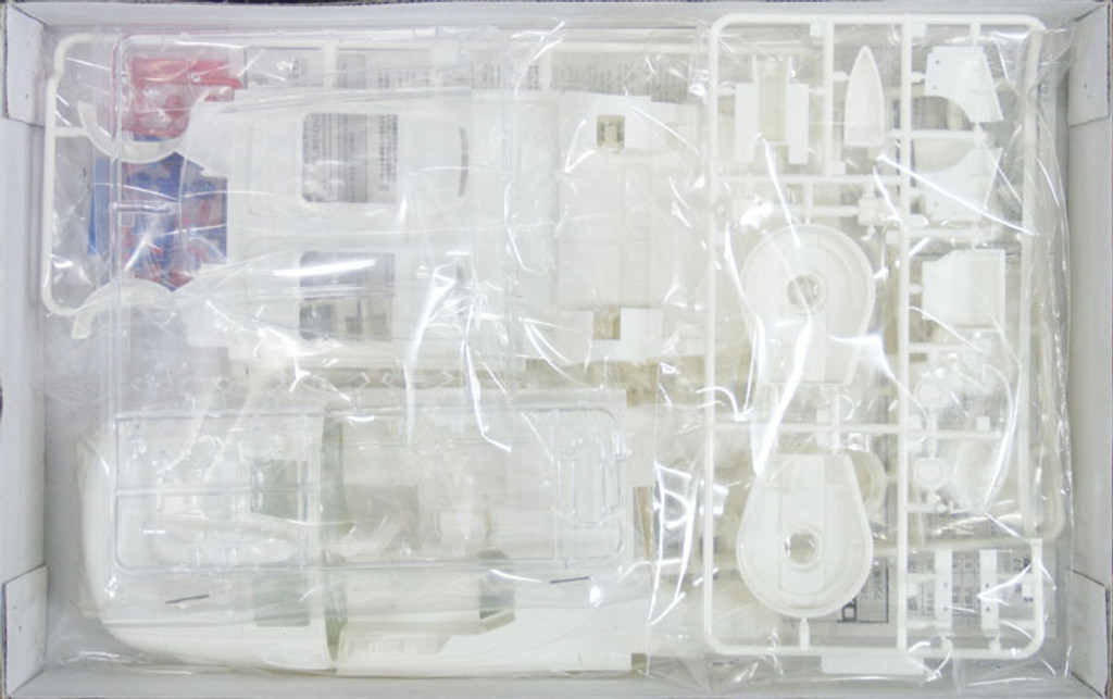 Fujimi 091327 Blade Runner Spinner 1/24 Scale Kit