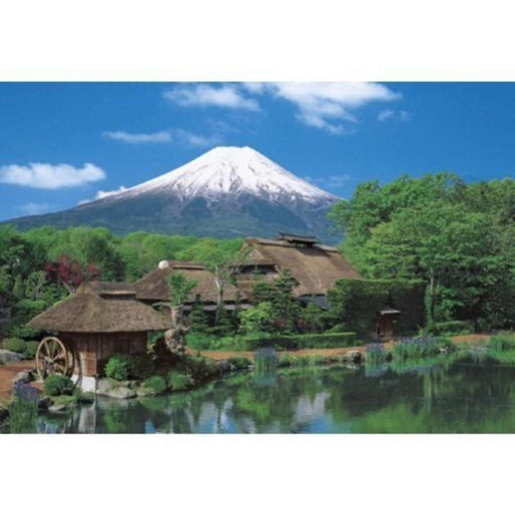 Epoch Jigsaw Puzzle 08-521 Mount Fuji Japan (450 S-Pieces)