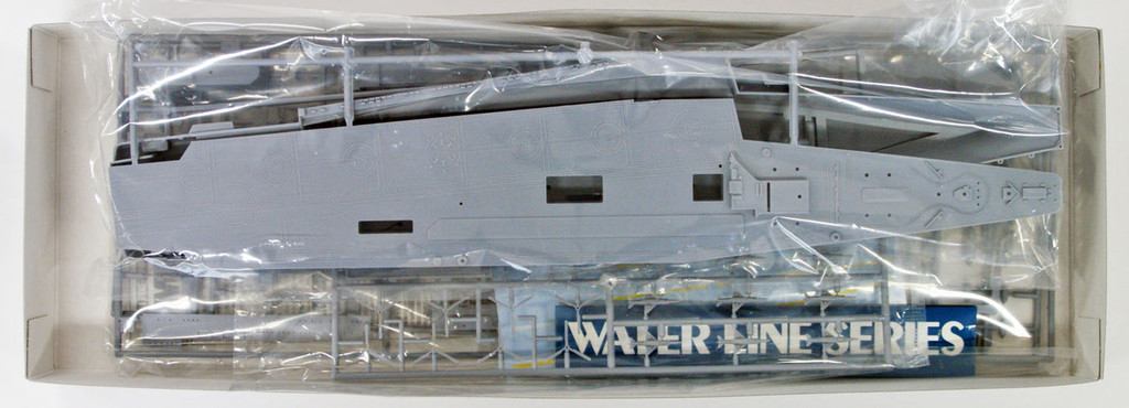 Aoshima Waterline 46043 USSR Aircraft Carrier MINSK 1/700 Scale Kit