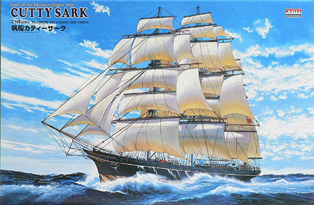 Arii 137819 Cutty Sark 1/160 Scale Kit (Microace)