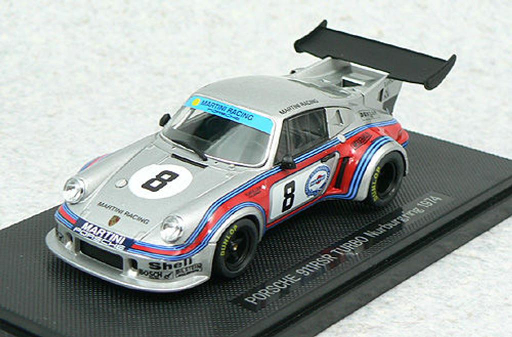Ebbro 44034 PORSCHE 911 RSR TURBO Nurburgring #8 1/43 Scale