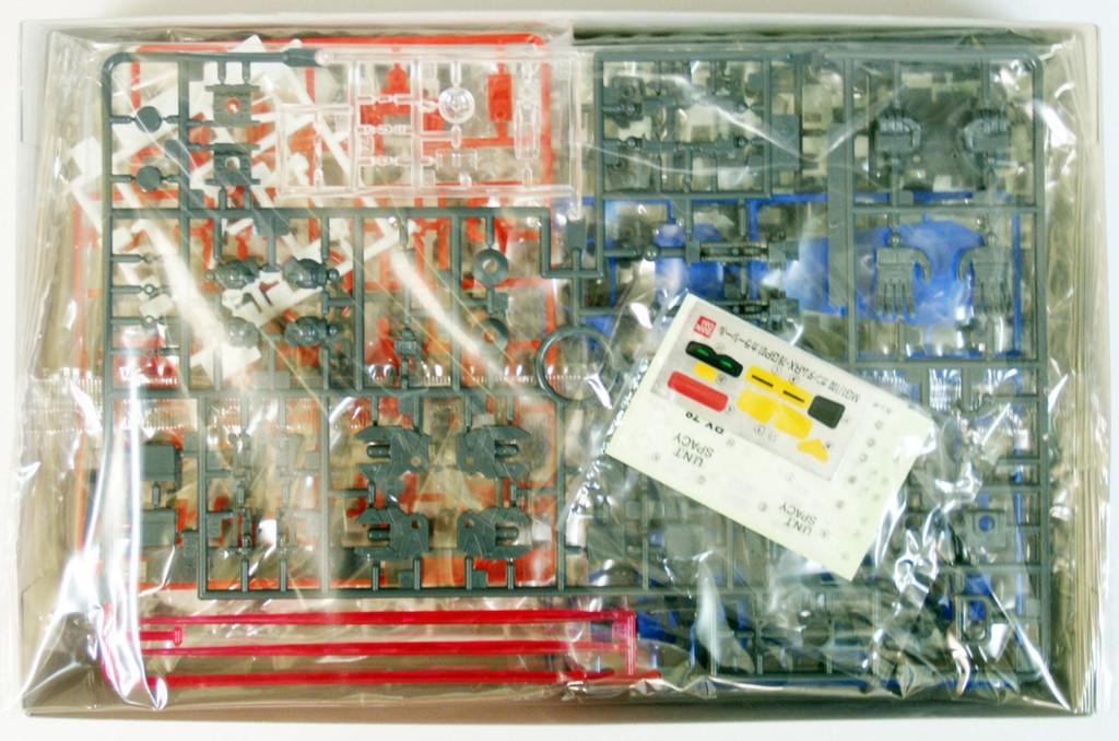 Bandai MG 579191 Gundam RX-78 GP01 (GP-01) 1/100 Scale Kit