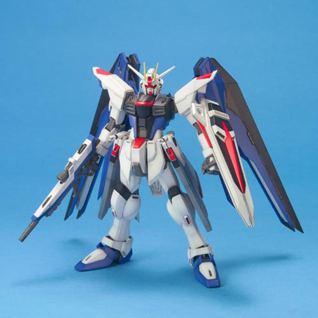 Bandai MG 267948 Gundam FREEDOM Gundam ZGMF-X10A 1/100 Scale Kit