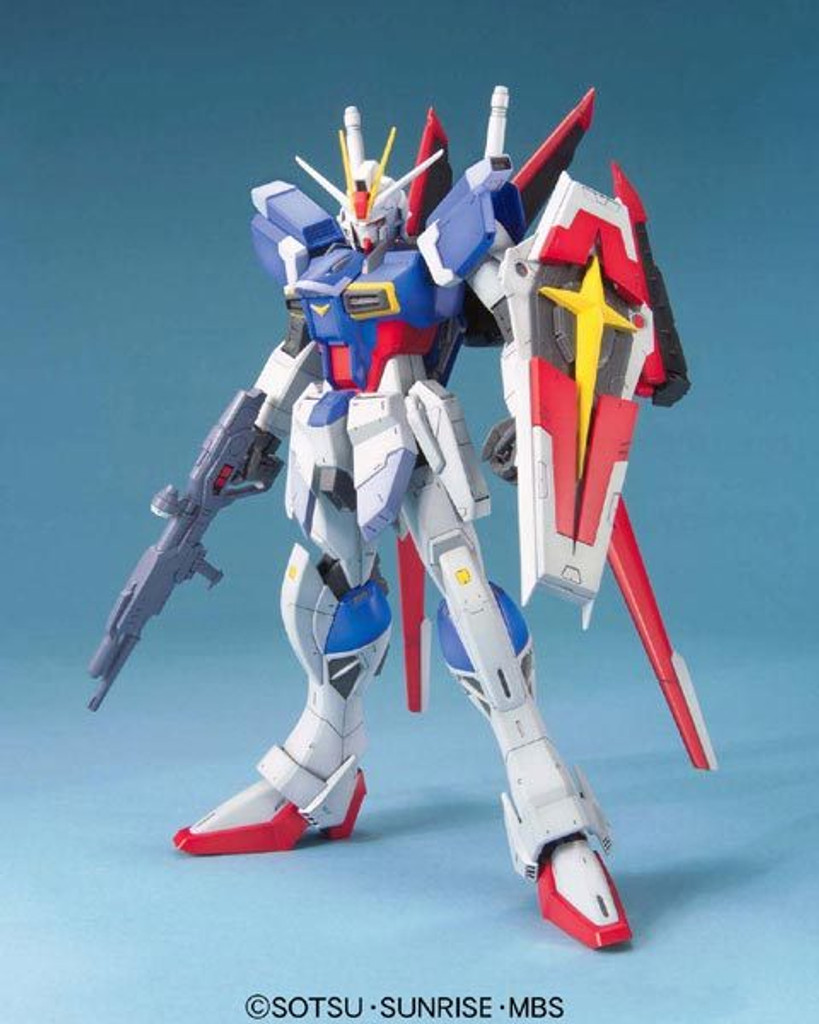 Bandai MG 544988 Gundam FORCE IMPULSE Gundam ZGMF-X56S/a 1/100 Scale Kit