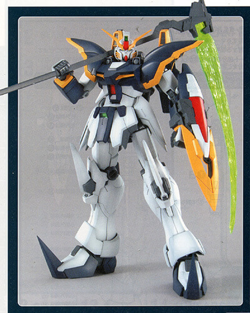 Bandai MG 645647 Gundam Deathscythe Endless Waltz 1/100 Scale Kit