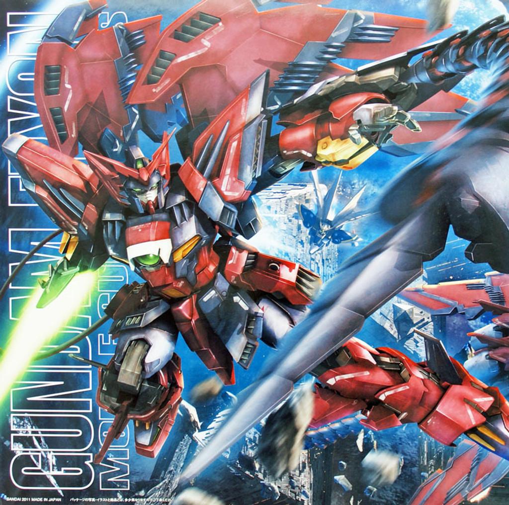 Bandai MG 703798 Gundam Epyon Mobile Suit OZ-13MS 1/100 Scale Kit