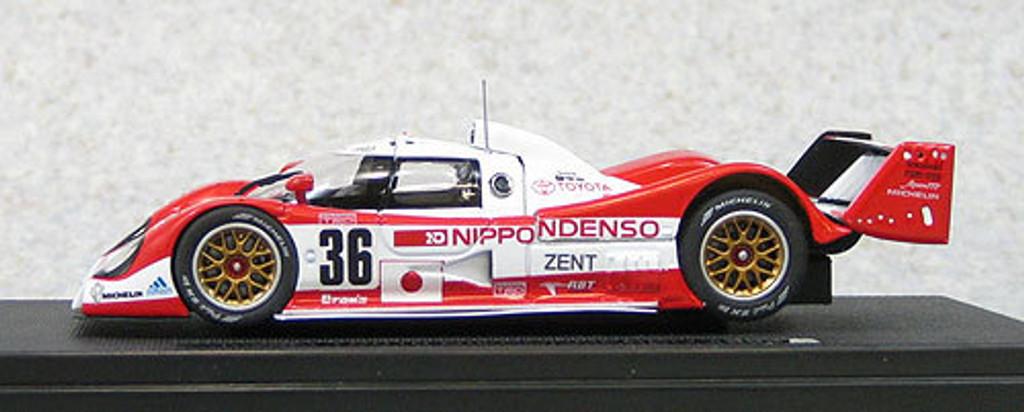Ebbro 44584 Toyota TS010 Nippon Denso 1993 #36 1/43 Scale