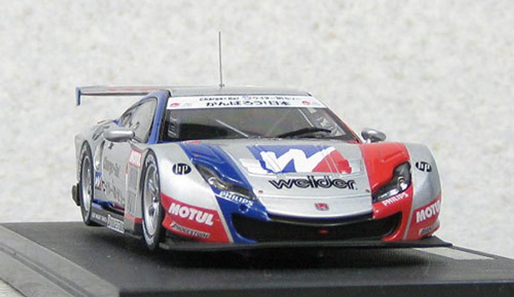 Ebbro 44656 Weider HSV-010 Super GT500 2011 Rd.3 Sepang Winner 1/43 Scale