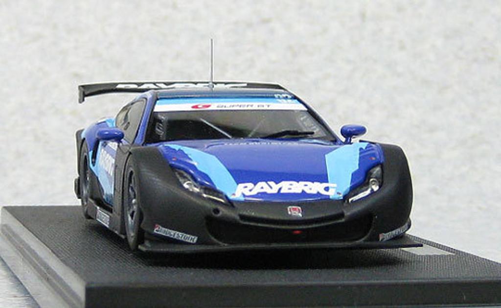 Ebbro 44677 Raybrig HSV-010 Super GT500 2011 Winter Test Suzuka #100 1/43 Scale