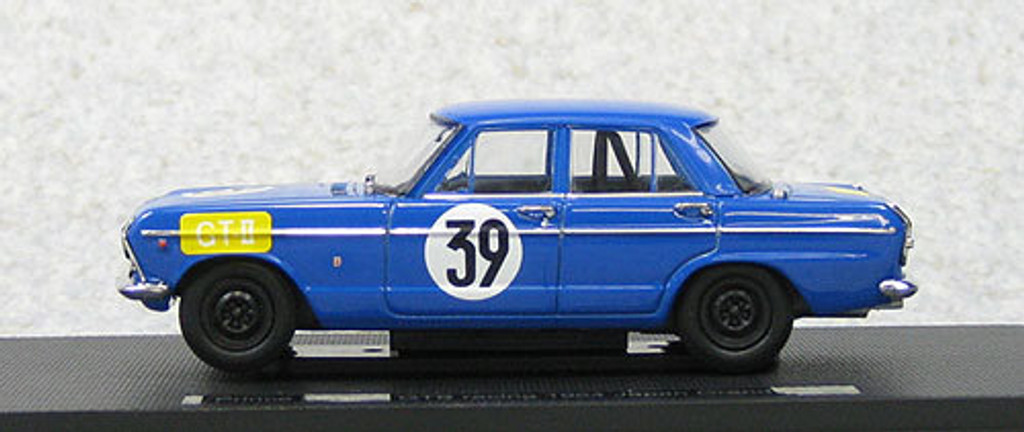 Ebbro 44708 Prince Skyline GTB 1964 Japan Grand Prix #39 (Blue) 1/43 Scale