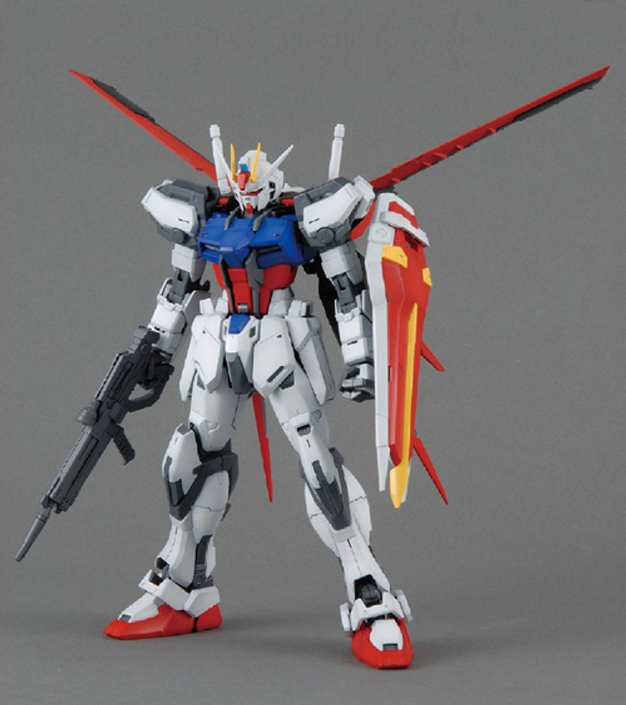 Bandai MG 813497 Gundam GAT-X105 Aile Strike Gundam VersionRM 1/100 Scale Kit