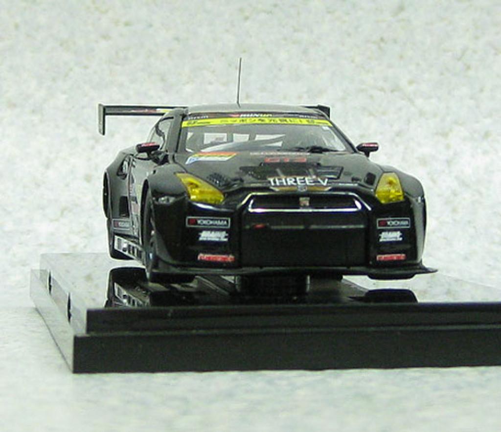 Ebbro 44942 Run Up Group Nissan Skyline GT-R SUPER GT300 2013 No.360 1/43 Scale