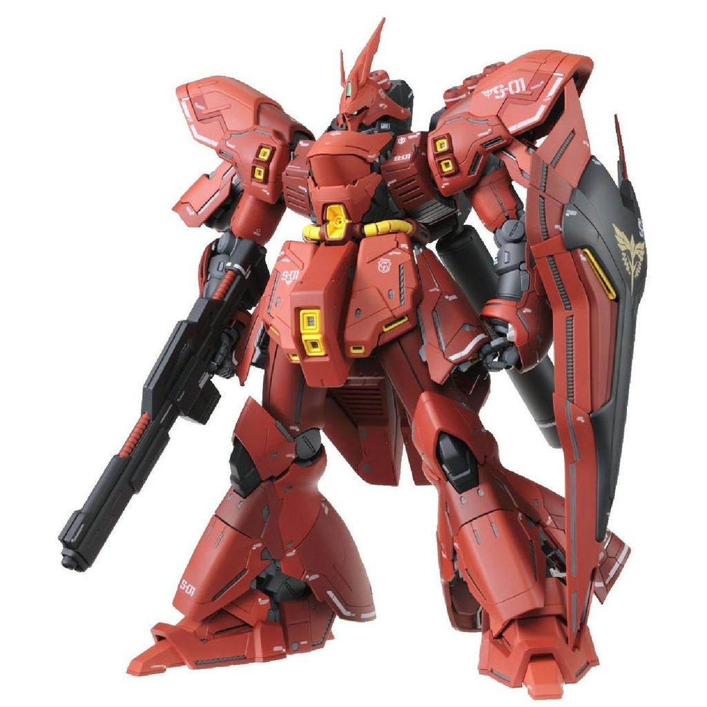 Bandai MG 851352 Gundam Neo Zeon MSN-04 Sazabi Version Ka 1/100 Scale Kit