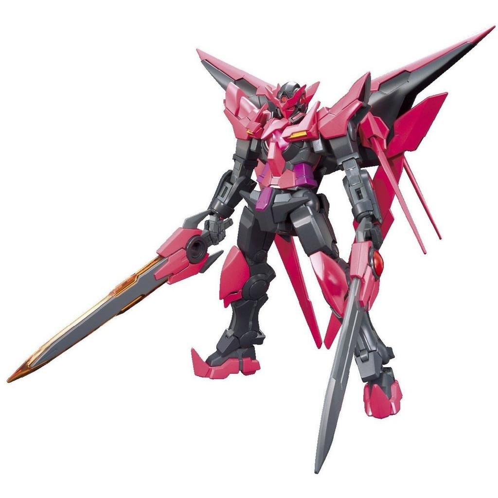 Bandai HG Build Fighters 013 Gundam EXIA DARK MATTER 1/144 Scale Kit