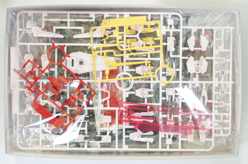 Bandai HGUC 176 Gundam MBF-02+AQM/E-X01 STRIKE ROUGE 1/144 Scale Kit