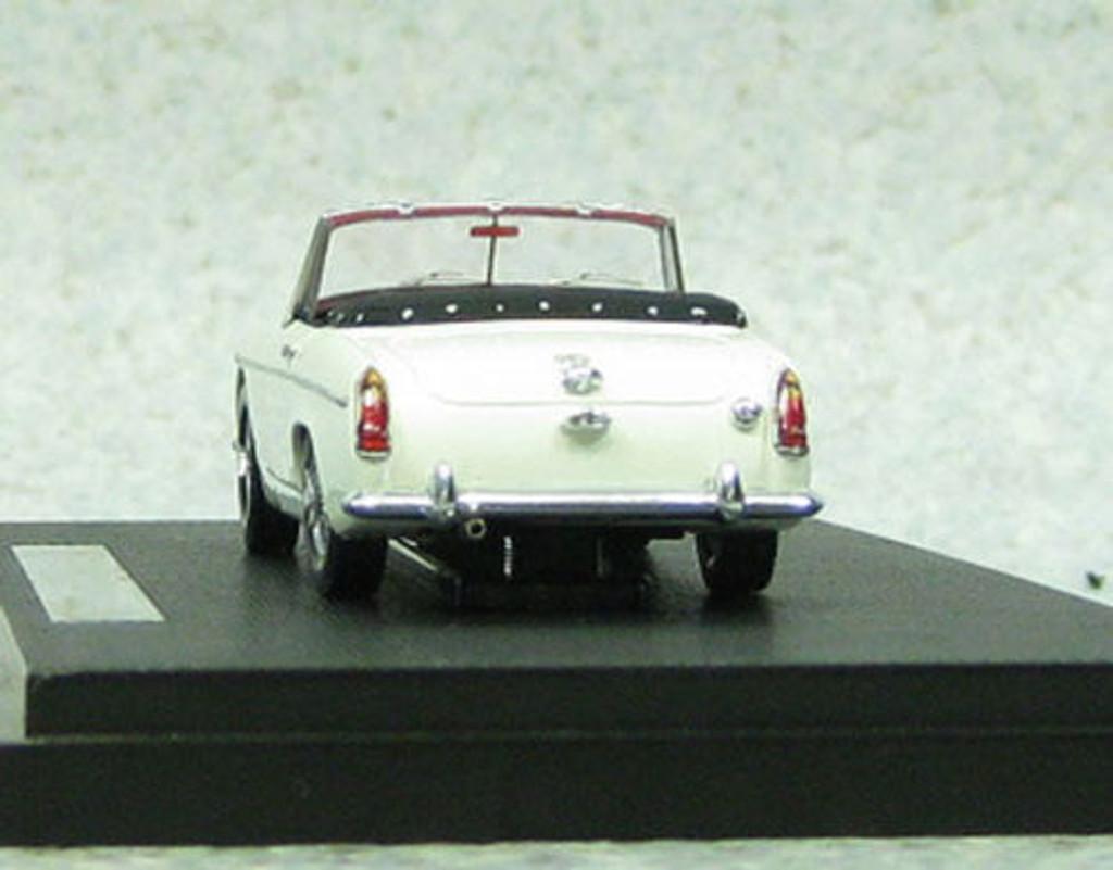 Ebbro 44453 MG MIDGET MK. 1 WHITE 1/43 Scale