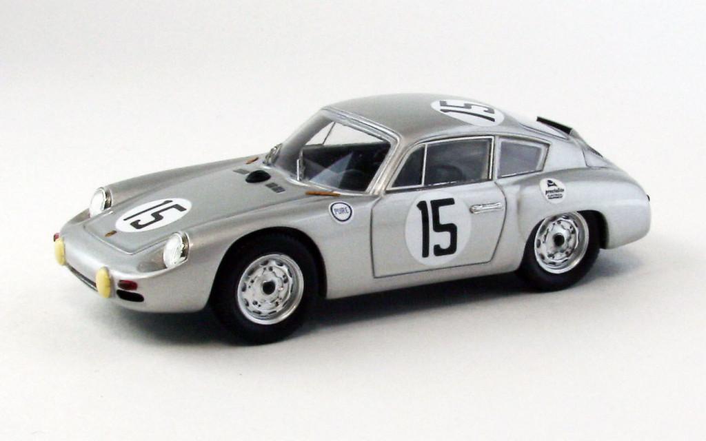 Ebbro 45035 Porsche Abarth 1963 15 1/43 Scale