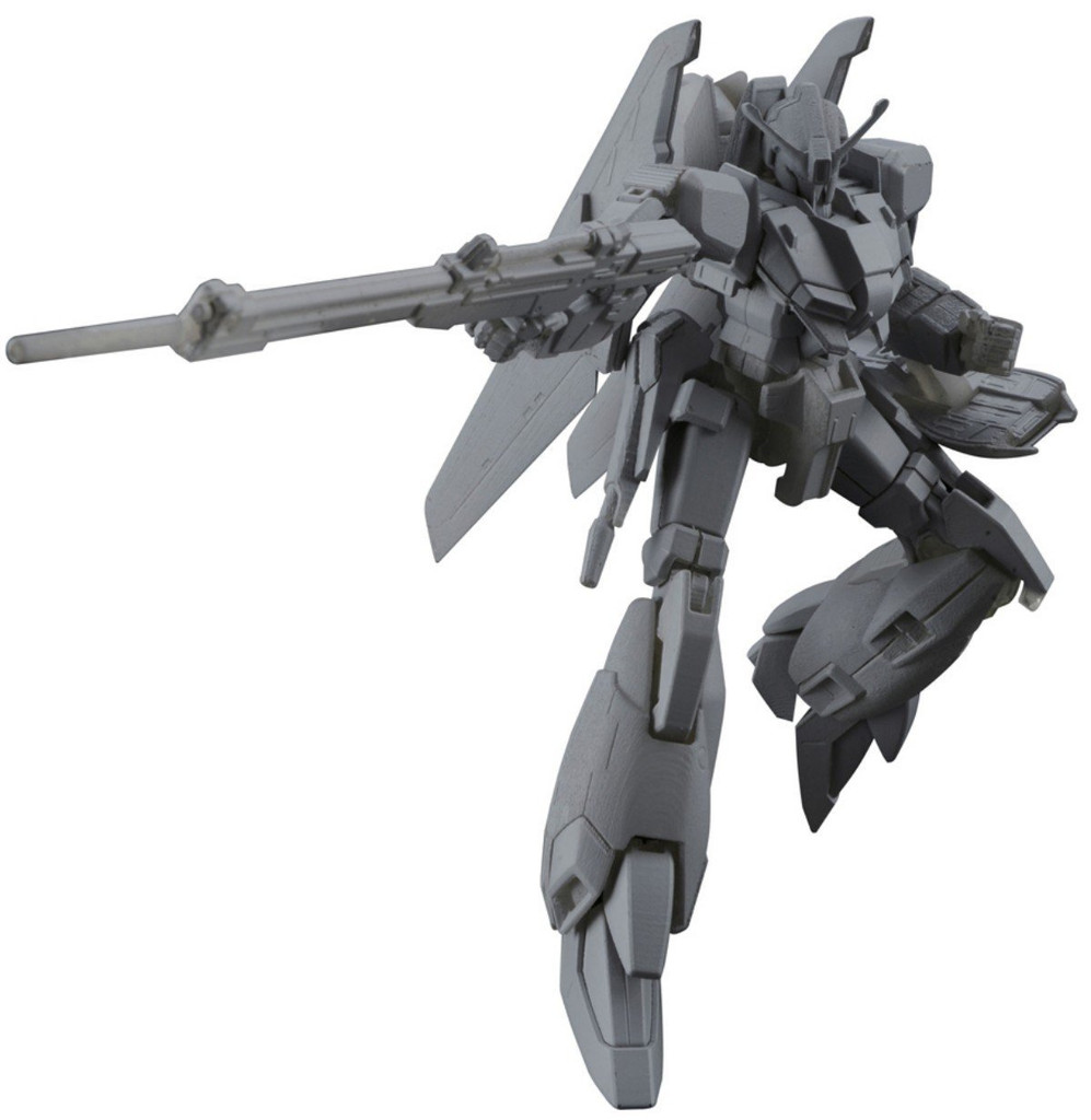 Bandai HGUC 182 Gundam MSZ-006A1 ZETA plus (Unicorn Version) 1/144 Scale Kit