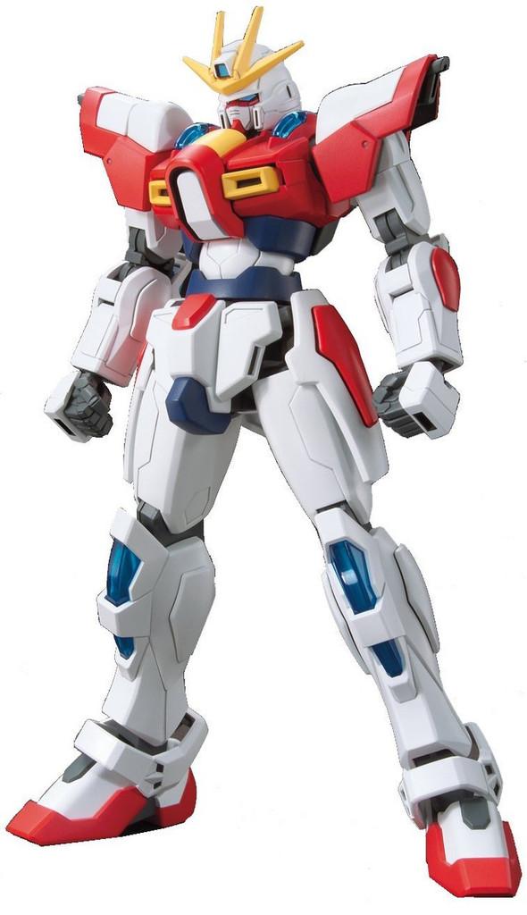 Bandai HG Build Fighters 018 BUILD BURNING Gundam 1/144 Scale Kit